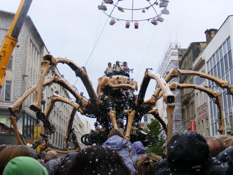 Spider 38