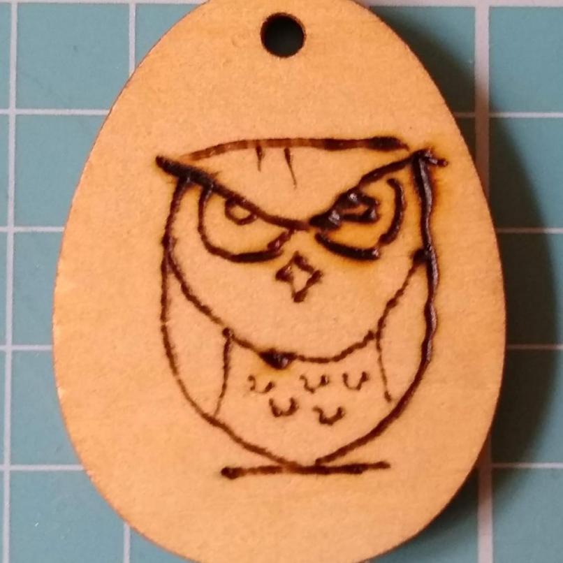Moody Owl